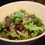ボワットブランシュ - グリーンサラダ