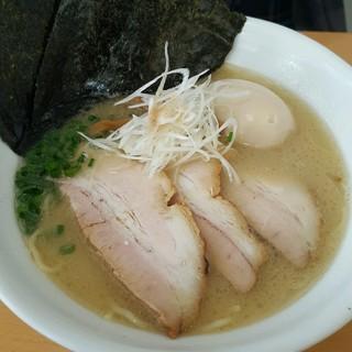麺屋 Aurum - 料理写真:塩 (全部のせ)