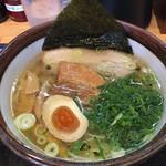 麺屋 藤 - ラーメン