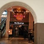 ハードロックカフェ 上野駅 -