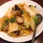58757700 - 野菜旨煮丼¥700