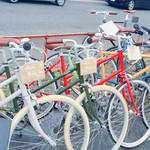 コンテナ - シャレオツな自転車売ってた…
