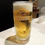 58758180 - てげてげ 「生ビール(一番搾り)」