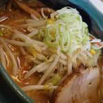 パンケ - 味噌ラーメン 16.11
