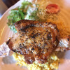 country cafe Tepee - 料理写真: