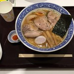 58759125 - 特製中華そば「麺硬め調整」