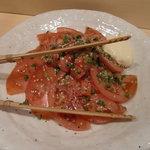 五臓六腑 - トマトサラダ
