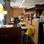 フランネル スタイル コーヒー - 店内の雰囲気2