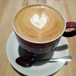 フランネル スタイル コーヒー - カフェラテ