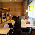 フランネル スタイル コーヒー - 店内の雰囲気