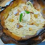 オリジナルパンケーキハウス - 安納芋のダッチベイビー