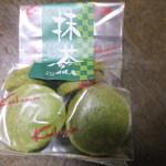 胡蝶庵 - 抹茶クッキー(369円+税)