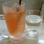 ウシトコ - ランチの飲み物