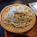 伊豆鞍馬 - 蕎麦