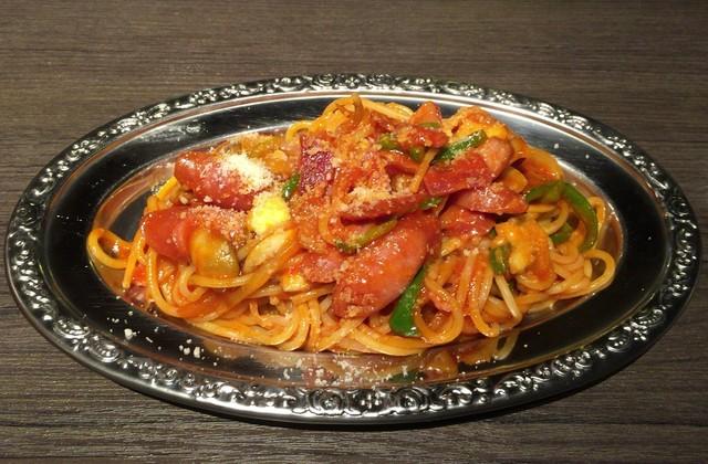 洋麺バルPastaBA - あのナポリタン