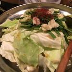 食DINING - もつ鍋