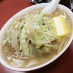 太陸 - バタータンメン(760円→食べログワンコインランチ価格540円)2016年11月