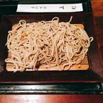 上杉 - 鴨せいろの蕎麦