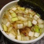 58772398 - 辛つけ麺(並)
