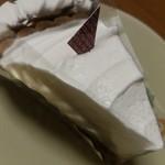 かしの木 - チーズケーキ