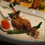 コルテラルゴ伊豆高原 - 料理写真:夕食。メイン