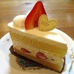 ラ・パティスリー・ベルジュ - ショートケーキ!