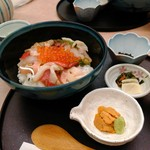 58776048 - 海宝丼1800円