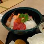 58776050 - 海鮮丼1200円
