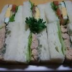 サンドイッチハウス サザンカ - 伊豆サンド