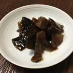 好香房 - 料理写真:椎茸こんぶ角煮