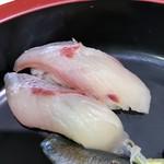 廻転寿司 海鮮 - 【2016.11.4】地魚セットの平政