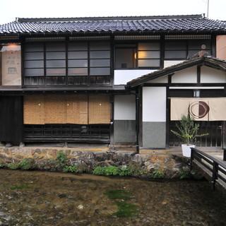『川のhotori用瀬』姉妹店の古民家カフェもOPEN。