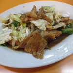 中華料理 大松 - 料理写真:回鍋肉(単品)