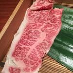 58782400 - シャブシャブの肉