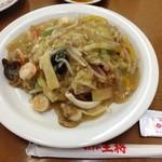 餃子の王将 - 161010王将国道近江八幡店皿うどん626円