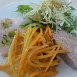 洋食カフェ・バー KITORI - 前菜の盛り合わせ