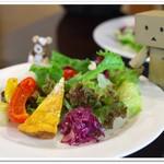 SOPRA - オムレツと焼き野菜のサラダ