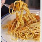 SOPRA - 十勝産焼き南瓜入りミートソーススパゲッティ