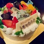 プリンセスケーキ アリス - 2016.9 フォトケーキ