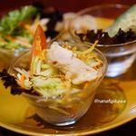 ニャーヴェトナム - 本日のサラダ