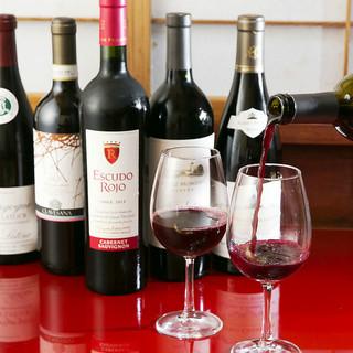 極上肉と極上ワインのマリアージュをお楽しみください