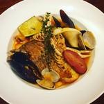 池尻×Grande Ponte - 魚介のスープ  ズッパディペッシェ