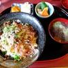 大丸 - 料理写真:アジのたたき丼