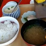 伊万里 櫓庵治 - 味覚膳ご飯