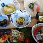 伊万里 櫓庵治 - 味覚膳のおかず