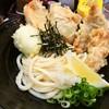 Menkuiyamachan - 料理写真:大山どりのとり玉天ぶっかけ