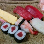 喜鮨 - ミニ上寿司