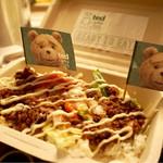 Ted Cafe & Bar TOKYO 2016 -