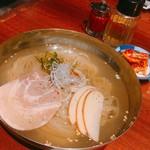 からし亭 - 冷麺