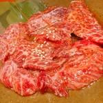 からし亭 - 料理写真:ハラミ